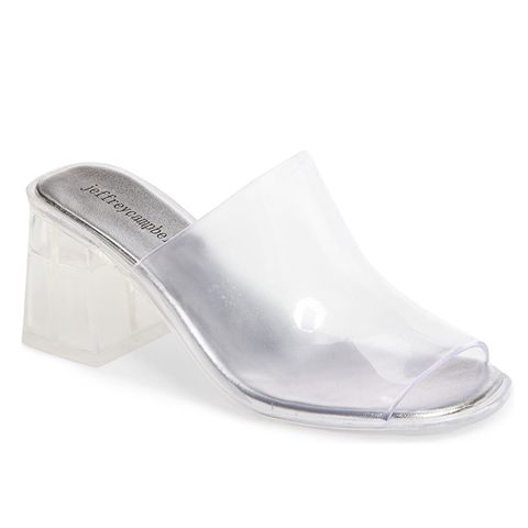 Jelly Slide Sandal