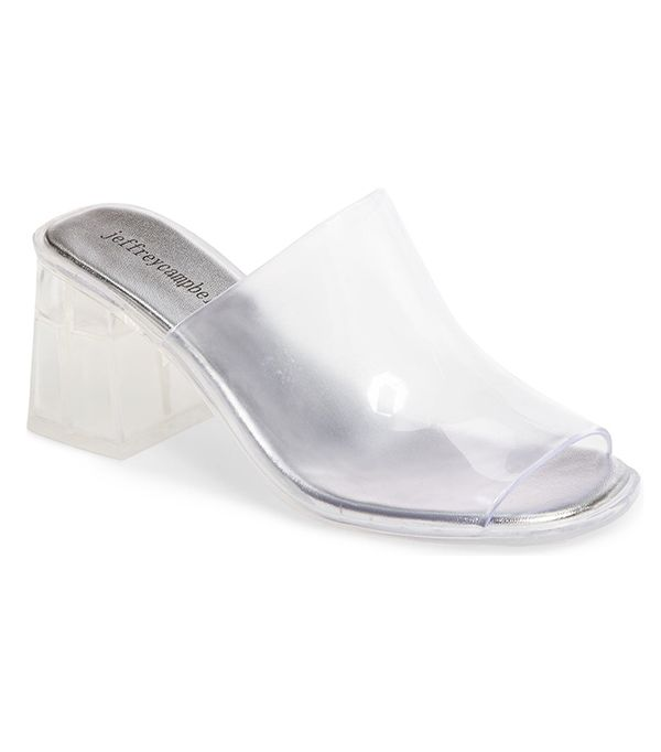 Jeffrey Campbell Jelly Slide Sandal