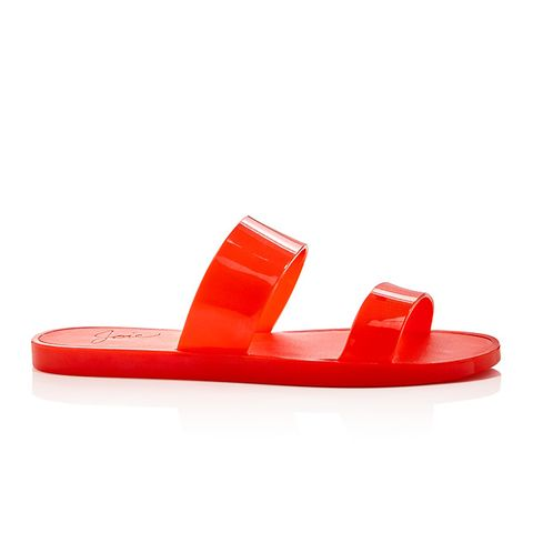 Laila Jelly Slide Sandals