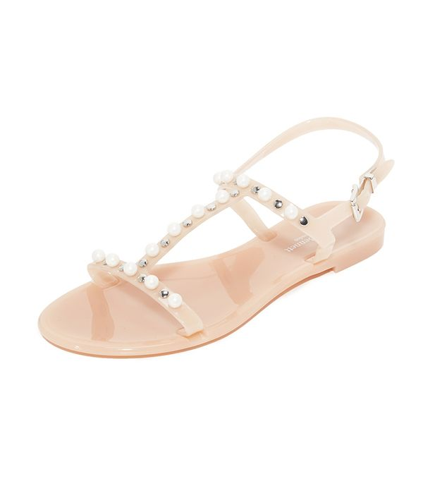 L.K. Bennett Freja Jelly Sandals