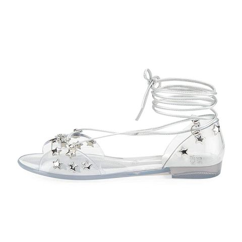Glass Noodles Star Jelly Sandal