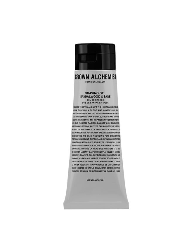 Grown Alchemist Shaving Gel - Best Natural Beauty Brand