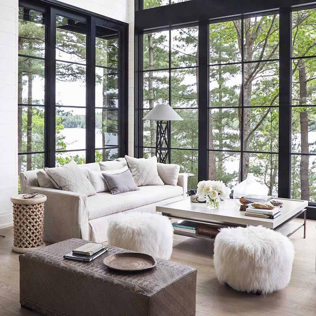 Step Inside an Interior Designer's Dreamy Lakeside Retreat