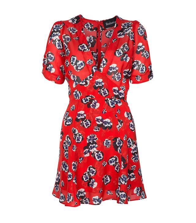 best printed mini dress realisaton