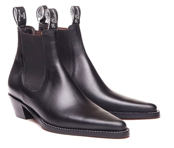 black chelsea boots - R.M. Williams Millicent Boots