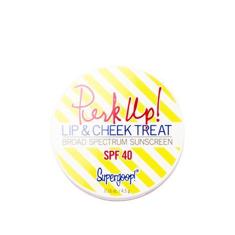 Perk Up! Lip & Cheek Treat Broad Spectrum Sunscreen SPF 40
