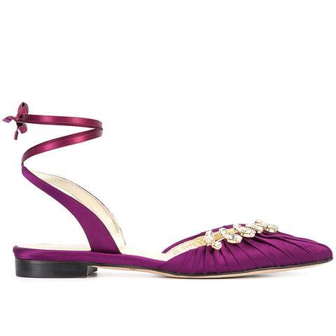 Luisa Flat Sandals