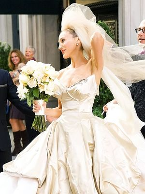 This Is the Trend Brides Are Ditching Traditional Shoes For