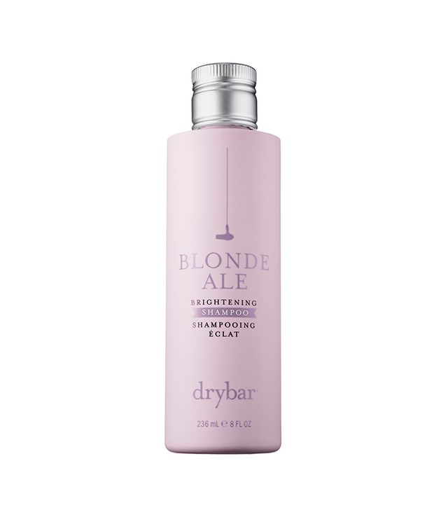 Drybar Blonde Ale Brightening Shampoo - How to Wash Your Hair Less