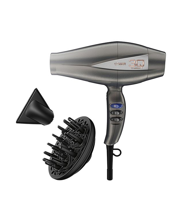 Conair 3Q Brushless Hair Dryer - How to Wash Your Hair Less