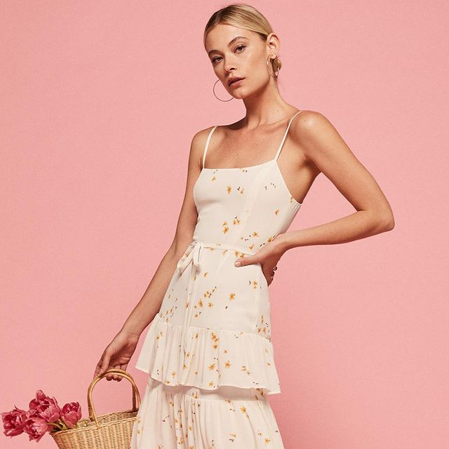 Bring on the Invites: The Reformation Bridal Line Is Really Good