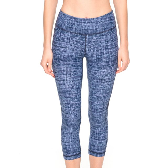 Tommy Hilfiger Cropped Illusion-Detail Leggings