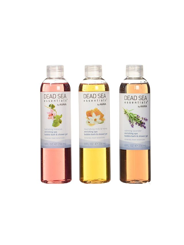 Ahava 3 Piece Bubble Bath Trio