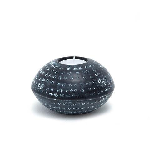 Metal Dots Candleholder