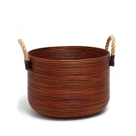 Large Rattan Basket