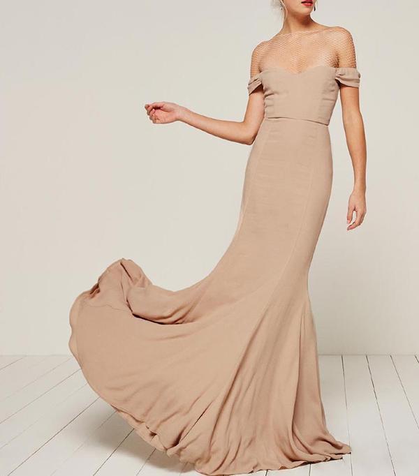 cool bridesmaid dresses - Reofrmarion Gardner Dress