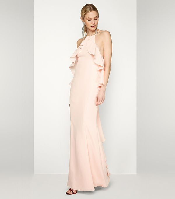 cool bridesmaid dresses - Fame And Partners The Quasar
