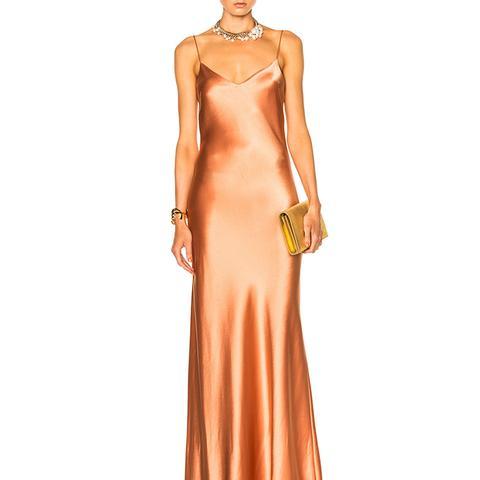 Alcazar V Neck Dress