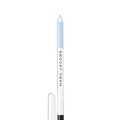 Highliner Matte Gel Eye Crayon in Deja Blue