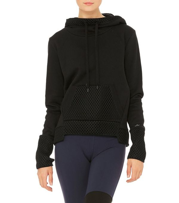 best athleisure brands - Alo Yoga Eclipse Long Sleeve Top