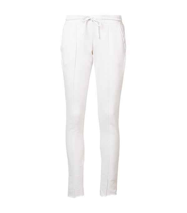 best athleaisure brands - Cotton Citizen Slim Fit Track Pants