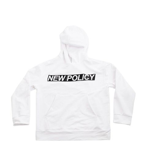 New Policy Hoodie