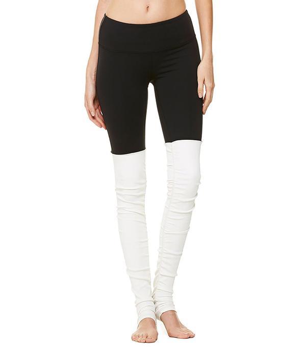 best athleisure brands - Alo Yoga Goddess Leggings