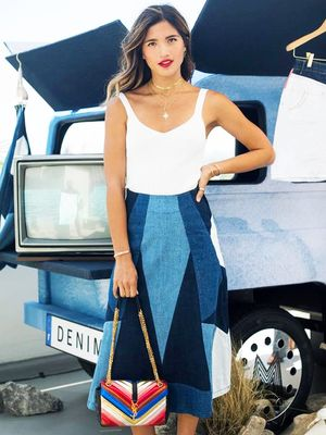 Bloggers Already Love This Brand-New Denim Collection