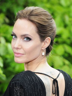 Angelina Jolie Just Put a $25M Bid on This Stunning Old Hollywood Home