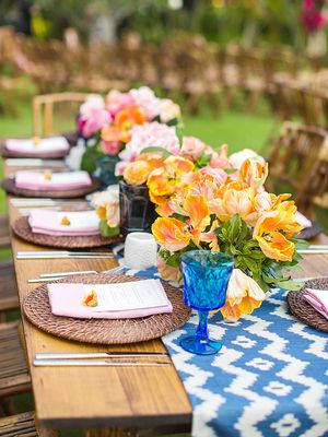 These Are the Biggest Outdoor Wedding Trends for Summer