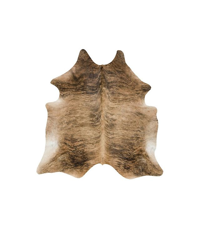 Saddleman's Natural Hide, Medium Brindle