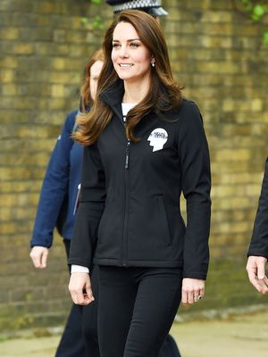 This Is What Kate Middleton Wears to a Marathon