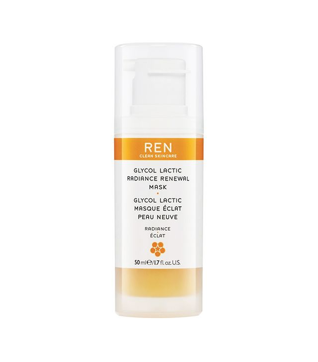 Ren Skincare Glycol Lactic Radiance Renewal Mask