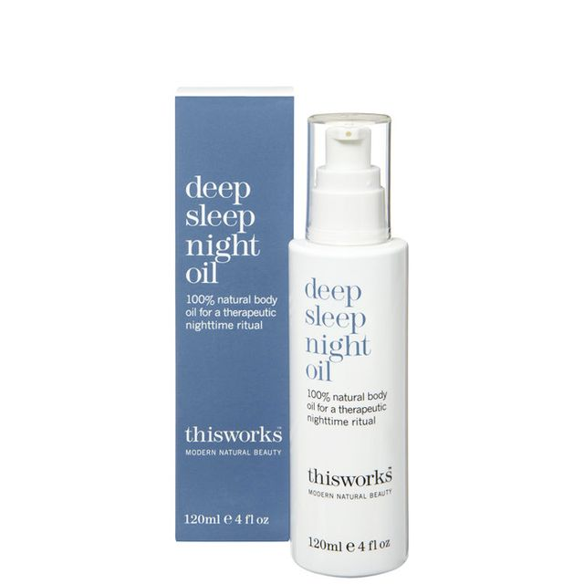 sleep music: This Works Deep Sleep Night Oil