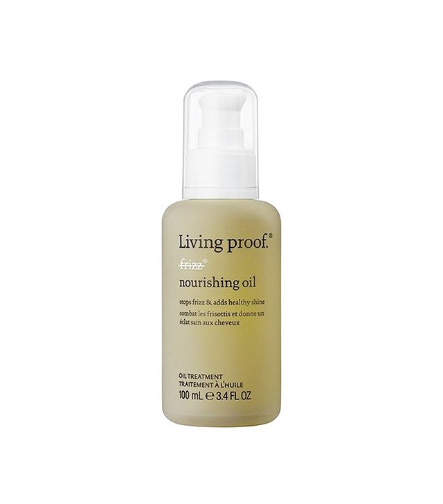 Living Proof's No Frizz Nourishing Oil
