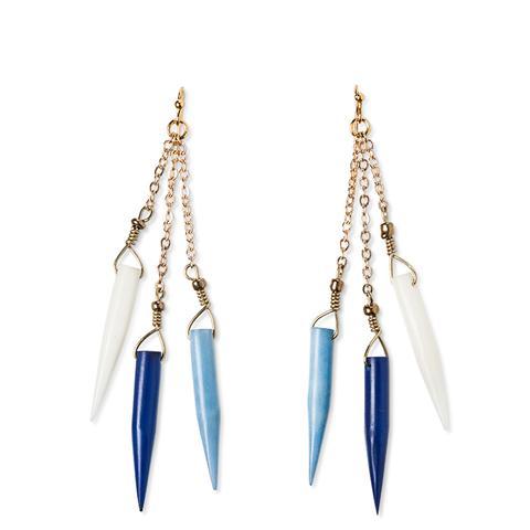 Tagua Earrings