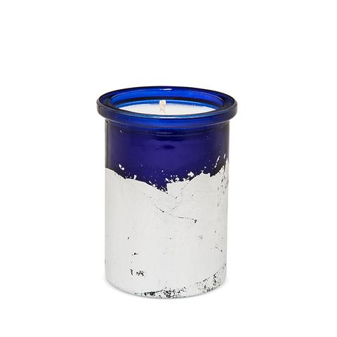 Foiled Candle