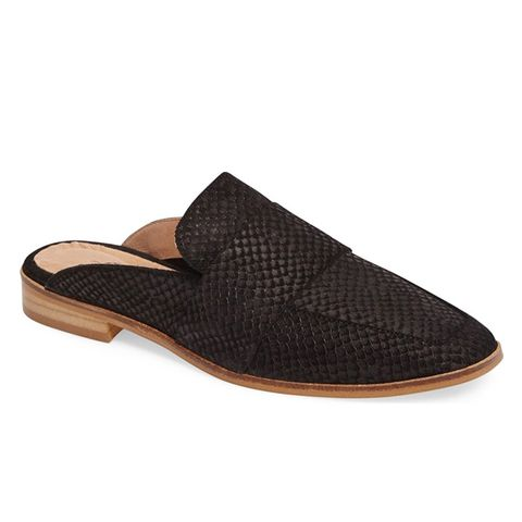 At Ease Loafer Mules