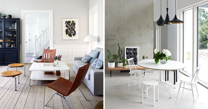 Move Over, All White—This New Décor Trend Has the Scandinavian Stamp ...