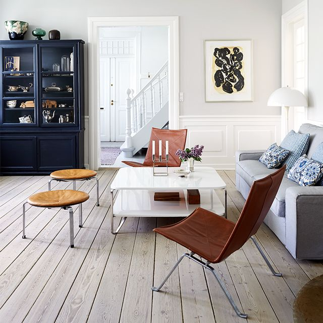 Move Over, All White—This New Décor Trend Has the Scandinavian Stamp of Approval