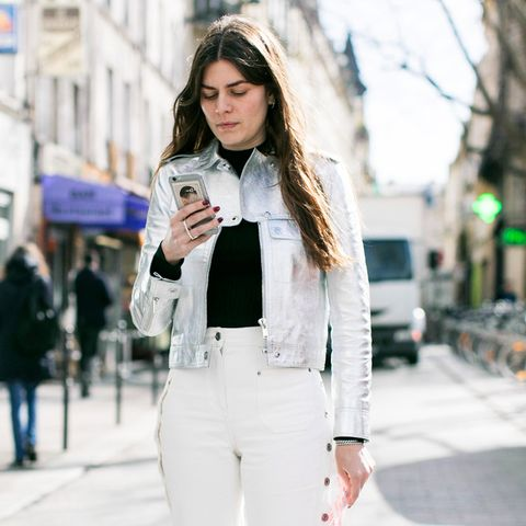 The #1 Way to Wear White Jeans This Summer