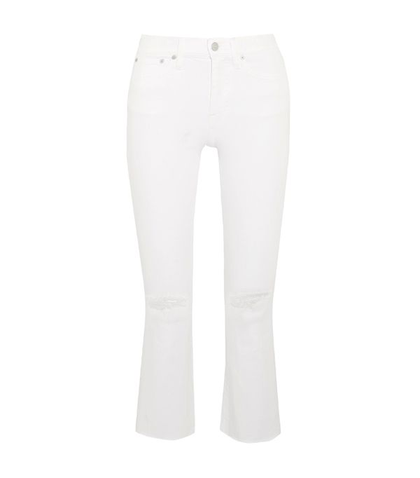 summer jeans - Madewell Cali Cropped Jeans
