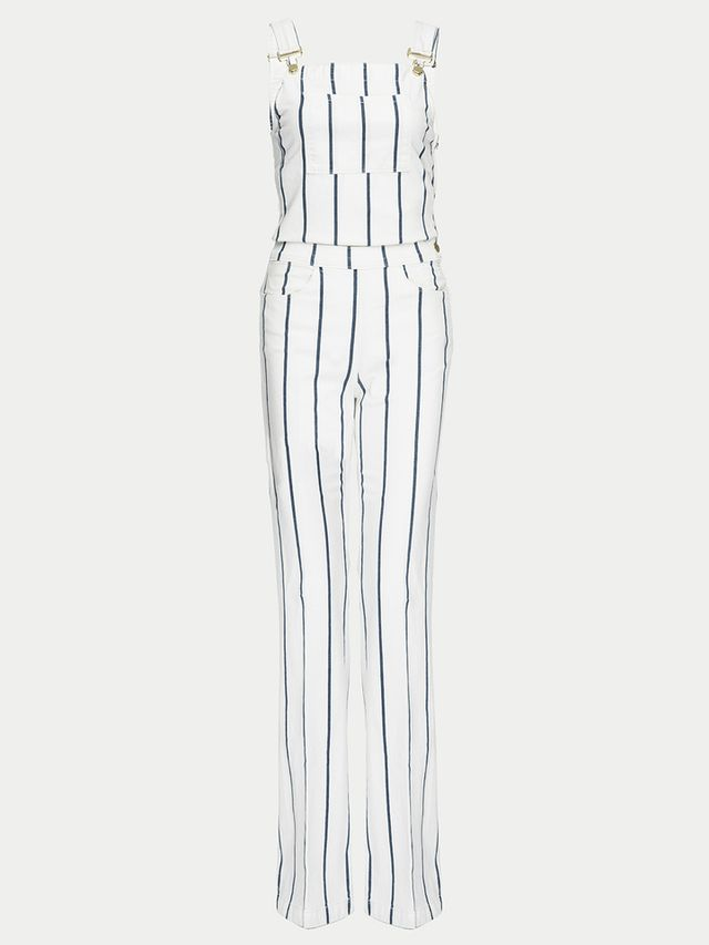 stripe overalls - Frame Le Two Piece Jumper