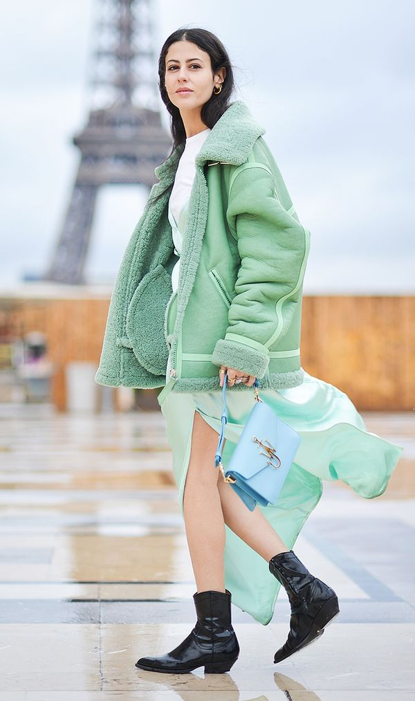 bold color -