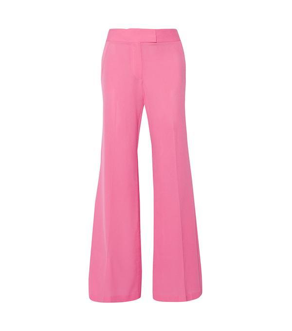 bright color -  Rachel Zoe Presley Wide-Leg Pants