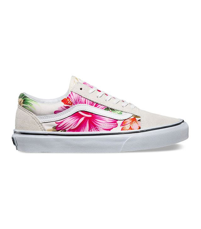 Vans Hawaiian Floral Old Skool