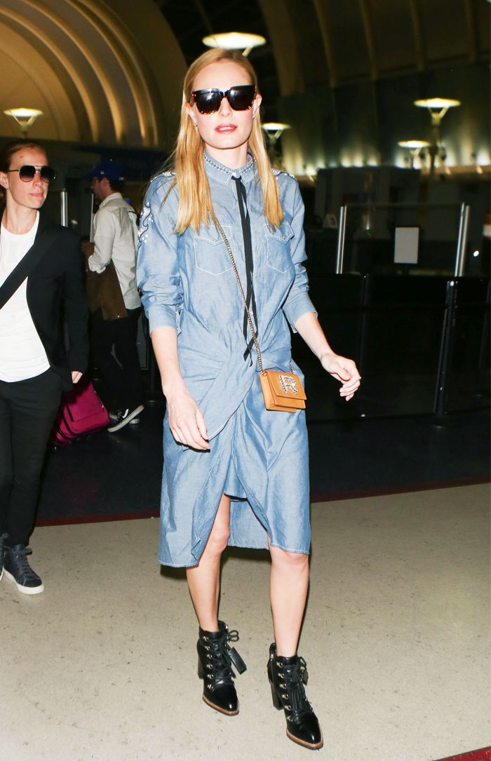Kate Bosworth airport