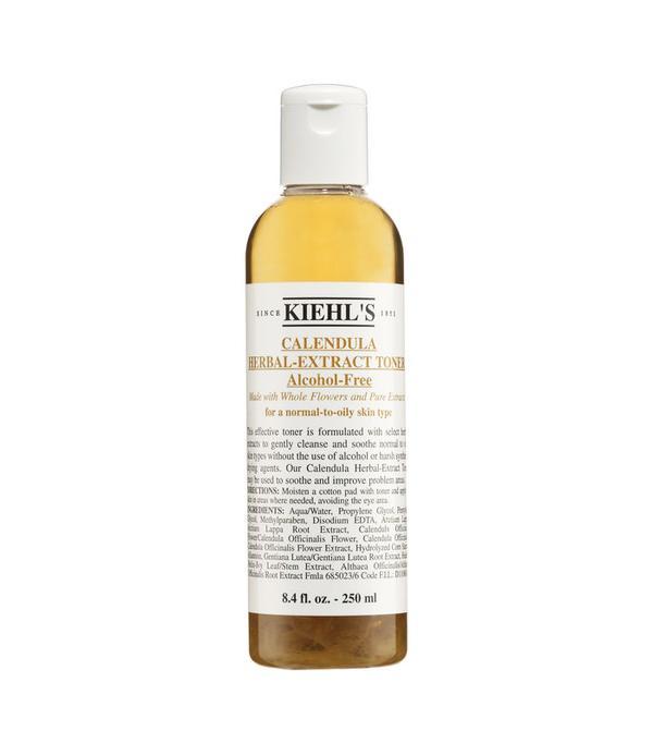 Best toner: Kiehl's Calendula Herbal Extrat