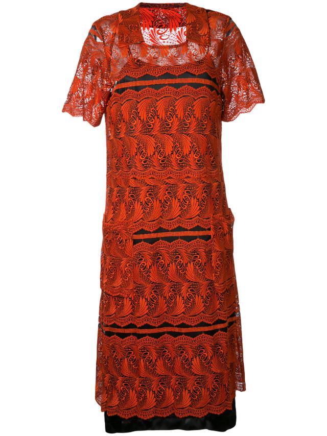 Comme des Garçons Vintage Lace Dress