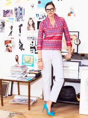 A Word From the Wise: Jenna Lyons on What You Need to Lead